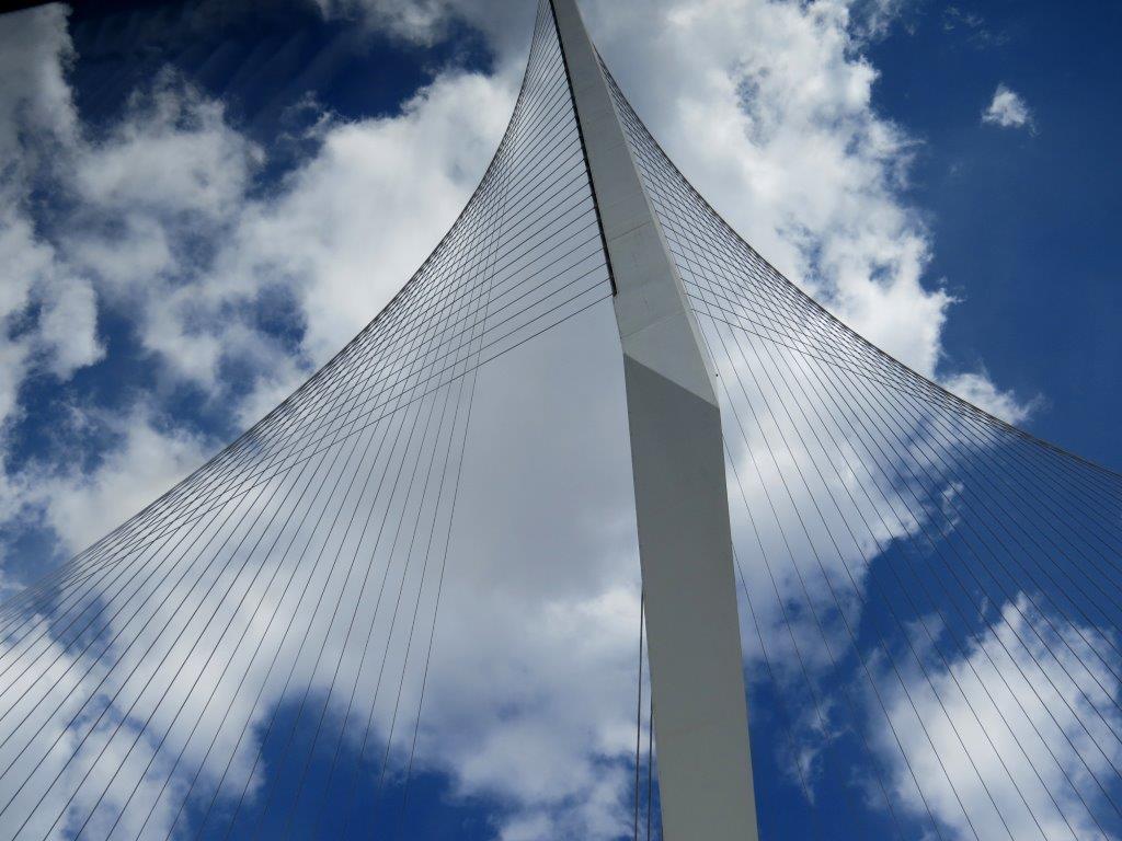 מקום 3: גשר המיתרים, יפה משרקי, חברת אלומון לאב