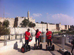 זוזו בירושלים - סיור סגווי, תמונה מהאתר