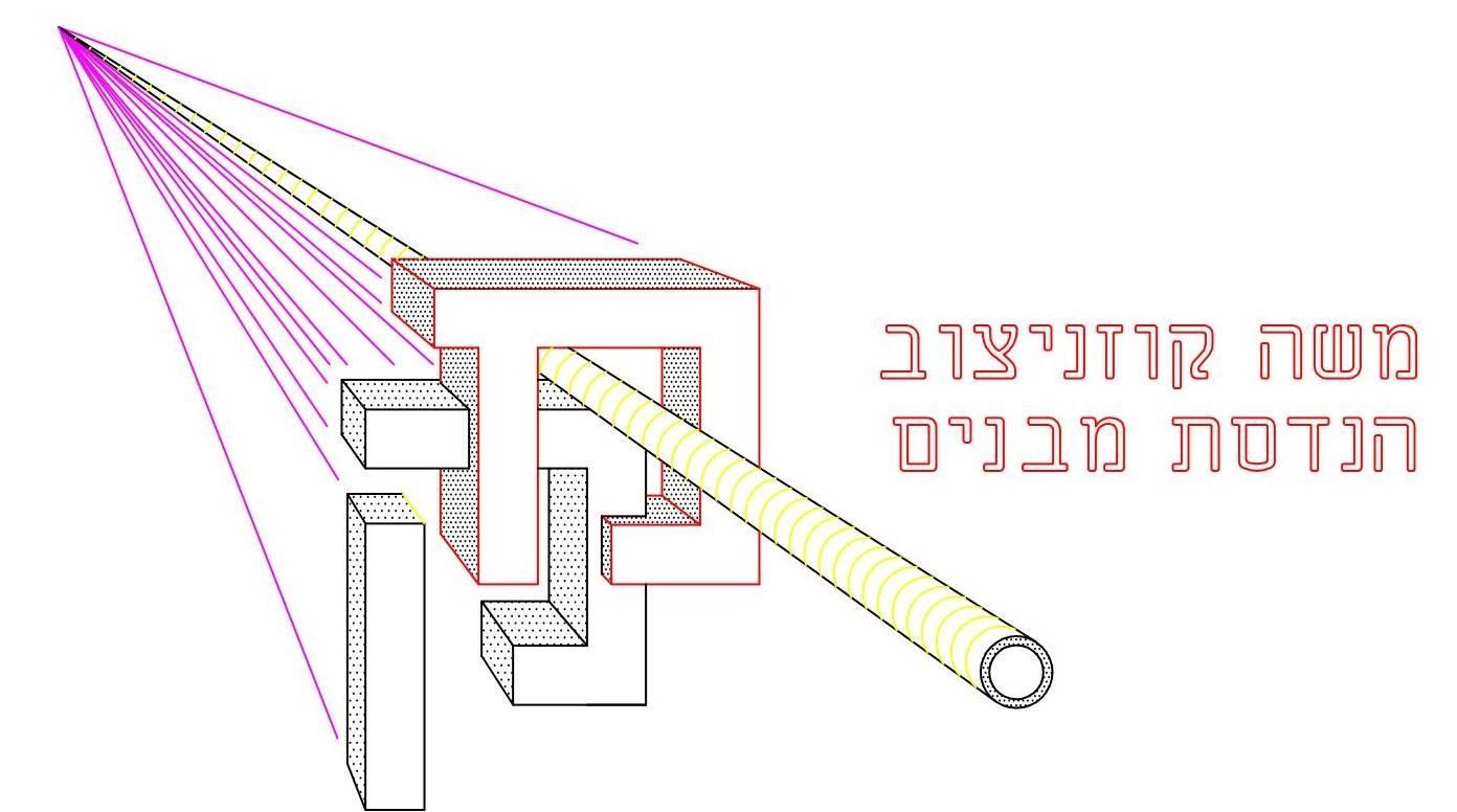 משה קוזניצוב הנדסת מבנים -לוגו